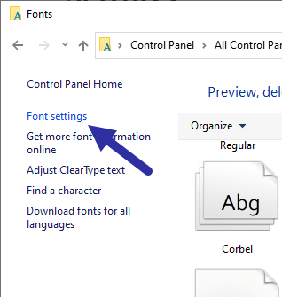 Show-or-hide-fonts-windows-font-settings