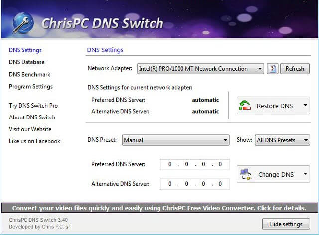 Windows-dns-changer-software-chrispc-dnsswitch