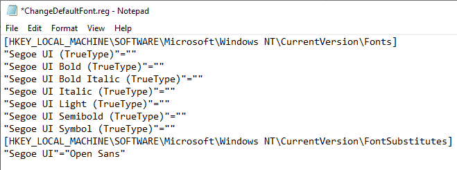 Change-default-font-windows-reg-code