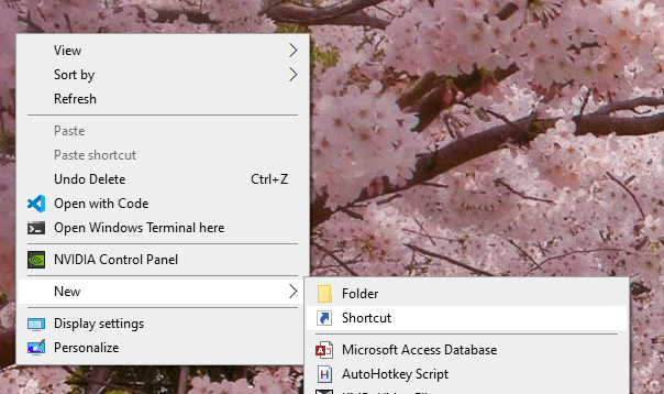 Clear-clipboard-shortcut-select-shortcut
