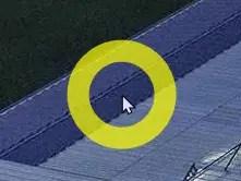 Windows cursor highlight - pf default highlight