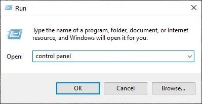 Windows sync center - run control panel command