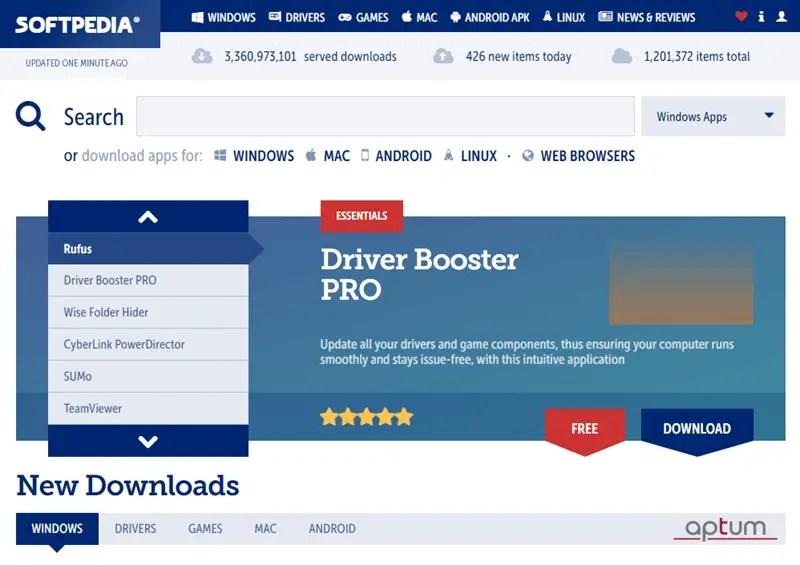 Best-safe-sites-to-download-windows-software-softpedia