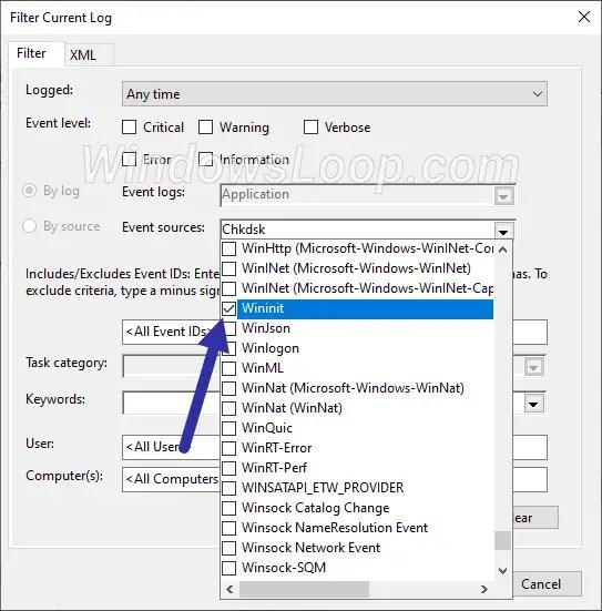 Select-wininit-filter-option-210620
