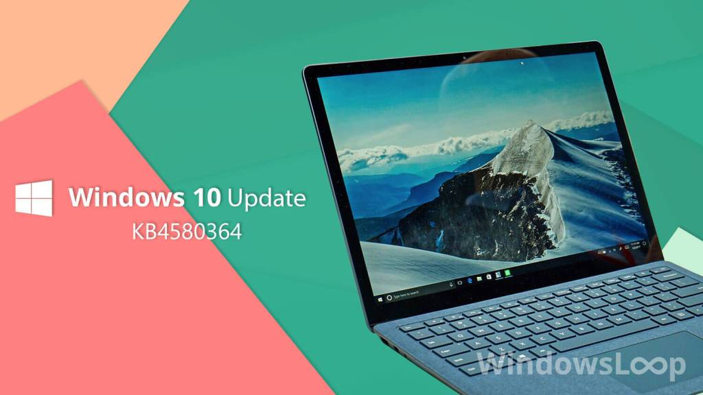 Kb4580364-update