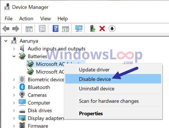 Disable-battery-in-device-manager-051120