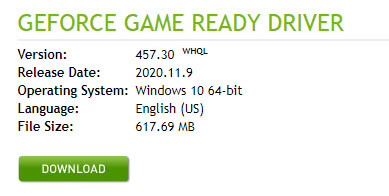 Download-nvidia-driver-291120