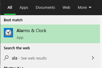 Open-alarms-and-clock-app-100121