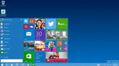 Windows-10-start-menu