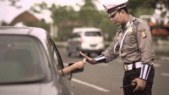 Profesi polisi untuk pengamanan negara
