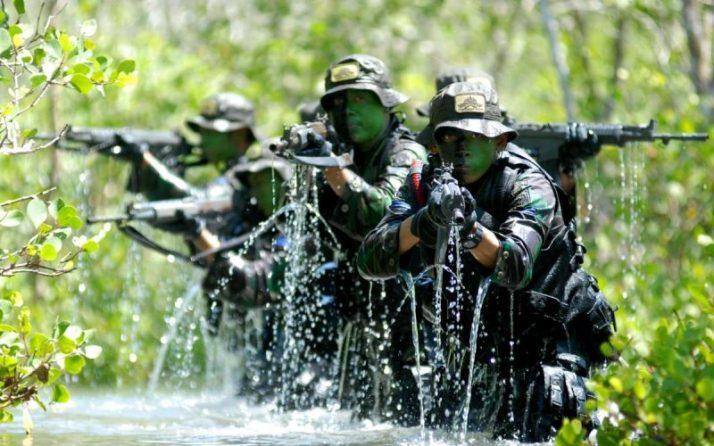 Tentara, sebuah profesi sebagai penjaga keamanan negara dari ancaman luar negeri
