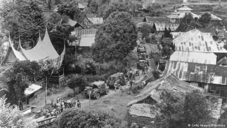 agresi militer Belanda di Indonesia