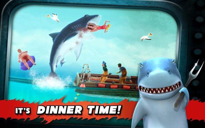gambar game hiu