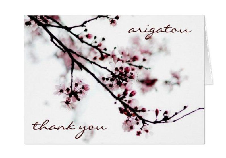 arigatou ucapan terima kasih dalam bahasa jepang