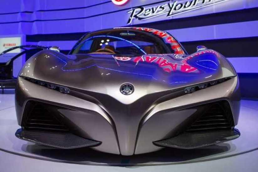 Mobil Yamaha