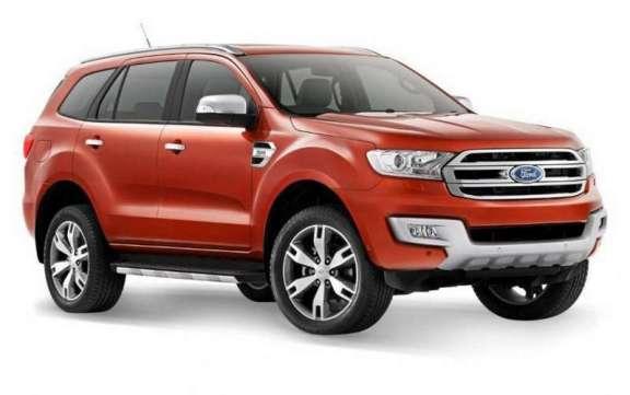 Ford Everest 2016
