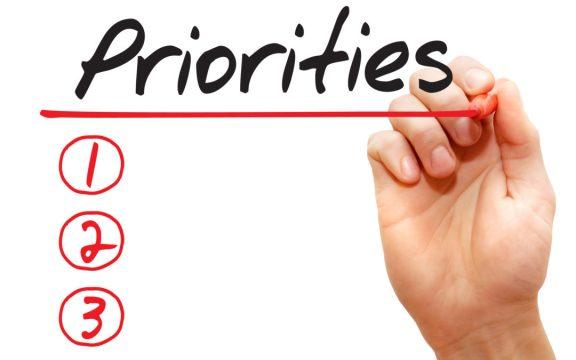 Tentukan Prioritas Penggunaan
