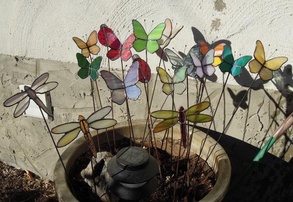 gardenbutterfliesladybugsdragonflies