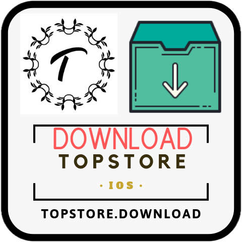 TopStore app for iOS