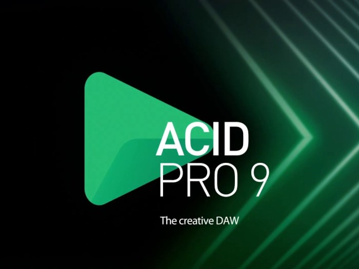 Sony Acid Pro 9.0.3.32 With Serial Key Free Download [Win/Mac]