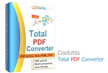 Total PDF Converter 6.1.0.7 Crack With Serial Key Download