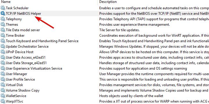 Fix: Error code 0x80070035 in Windows Internal Network