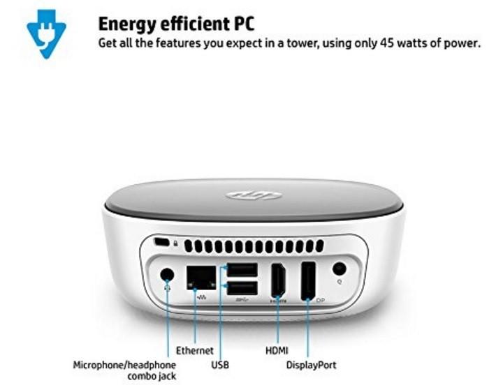 HP Pavilion 300-240 mini-PC windows 10