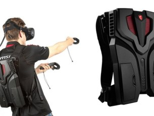 Top VR backpack PCs