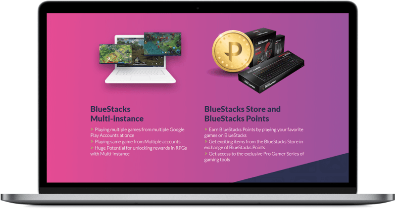BlueStacks Latest Features - Windowstan