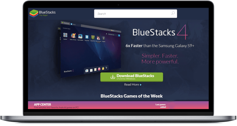 BlueStacks vs Samsung Galaxy - Windowstan