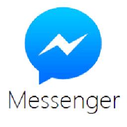 Image result for FACEBOOK MESSENGER LOGO