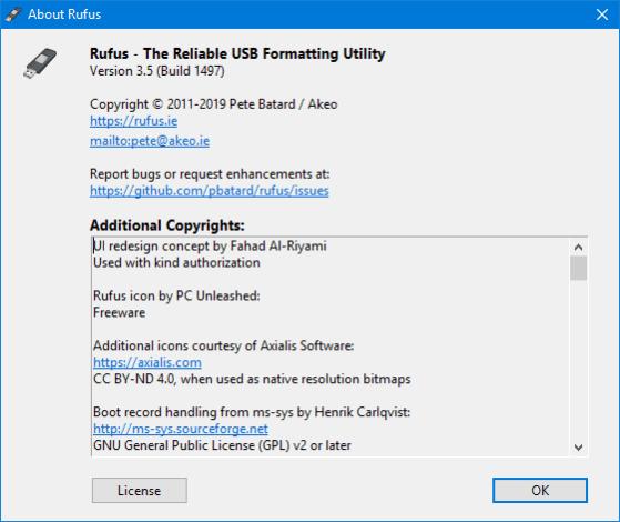 Download Rufus USB (64-bit | 32-bit) for Windows 10 & 7 - Windowstan