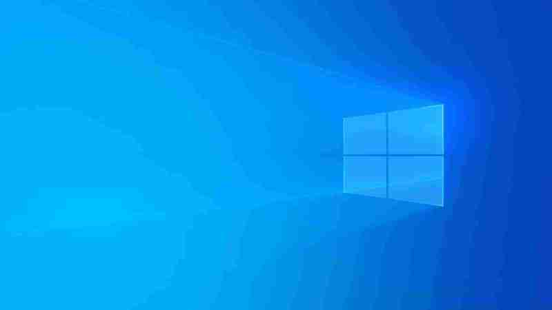 Windows 10 new wallpaper