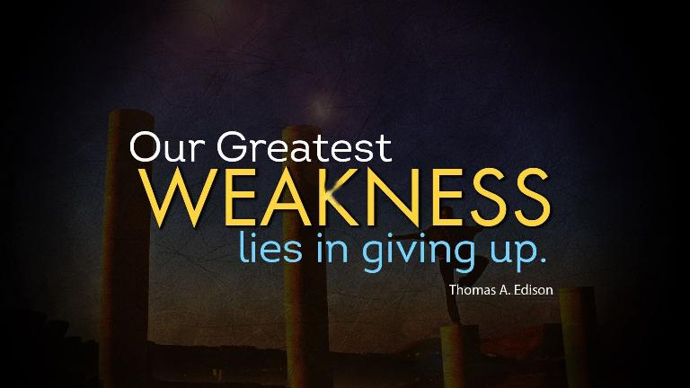 Positive Quotes Wallpaper Download Never Ever Give Up Windows Themes