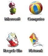 Download Free Babies Windows 7 Theme Cursors Icons Baby Sounds 2