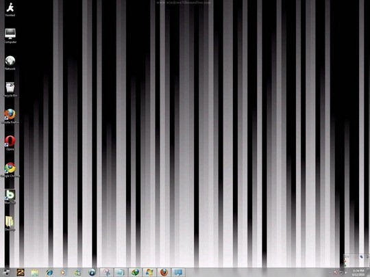 Download Free Dark Windows 7 Theme Icons Cursors