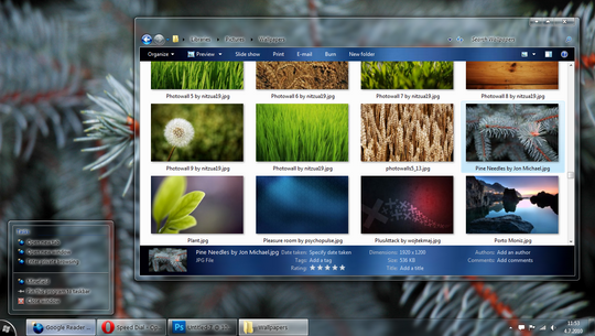 Download Free Ezlo Windows 7 Theme 3rd Party