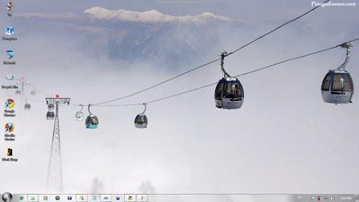Winter Windows 7 & 8 Theme