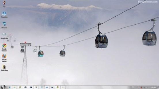 Download Free Winter Windows 7 Theme