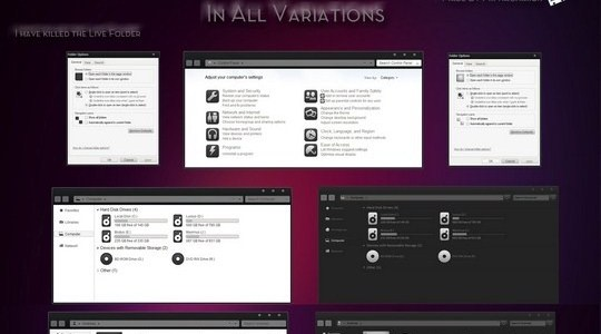 Token IconPack Windows 7 Installer
