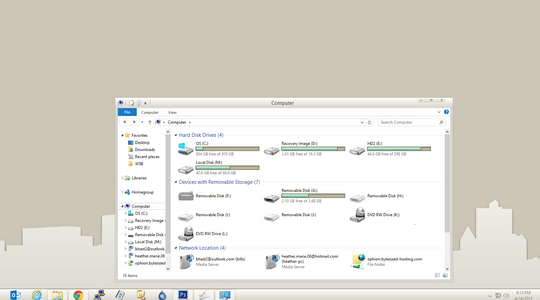 CReme Windows 8 Visual Style