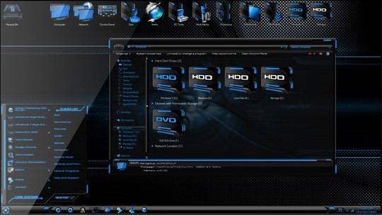 Download Free HUD Evo 8 Windows 8 Visual Style