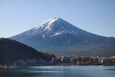 Hakone: Mt. Fuji view