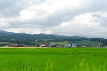 Hokkaido farms