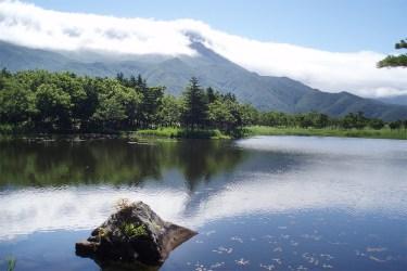 A Hokkaido lake