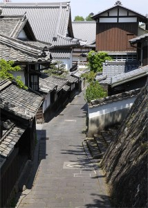 Traditional town