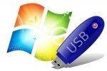 Installera om Windows via USB