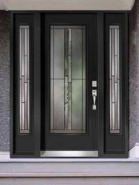 Glass Door Inserts Catalog | WindowTech Toronto and GTA