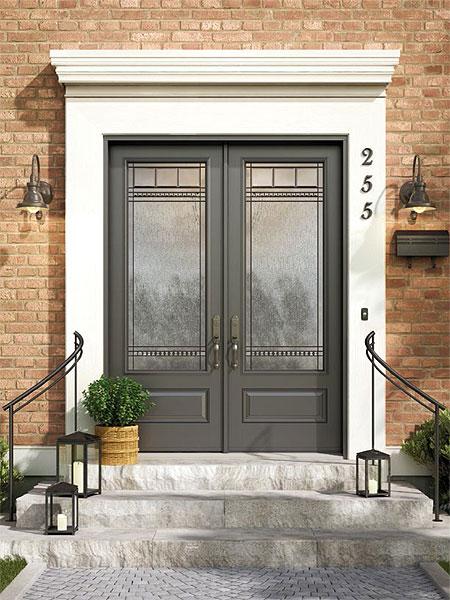 Glass Door Inserts Catalog  WindowTech Toronto and GTA