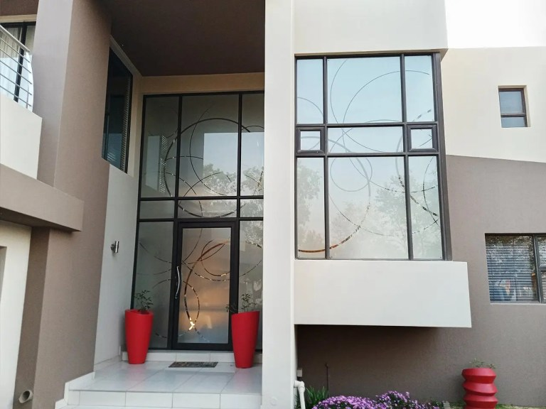 decorative window frosting